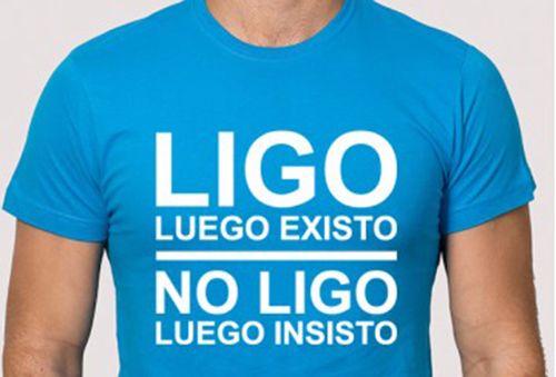 camiseta filosofal para despedidas