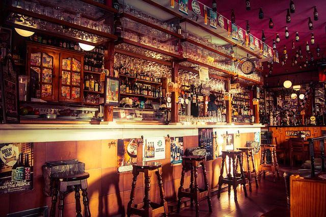 bar para fiestas 40 cumpleaños