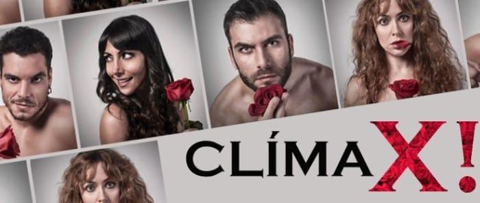 climax entre los espectáculos eróticos en Madrid 2018