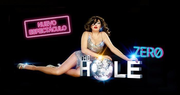 the hole zero nuevo espectaculo