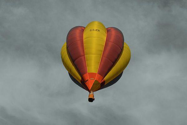 viaje en globo en madrid