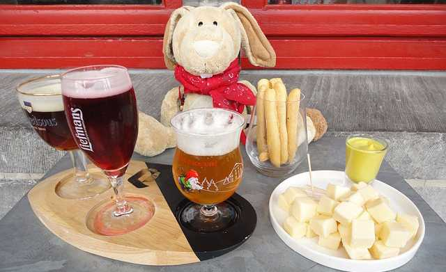 cata de cervezas en Madrid