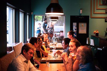cena en grupo en madrid