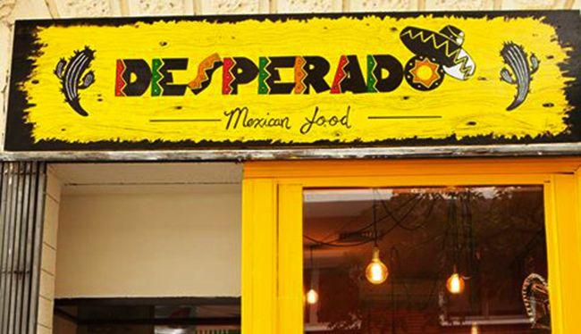 desperado uno de los restaurantes para grupos en madrid