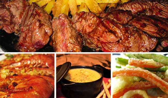 restaurante aránzazu madrid