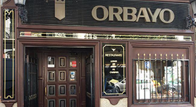 restaurante orbayo para grupos