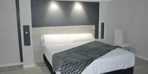 hotel overnight madrid