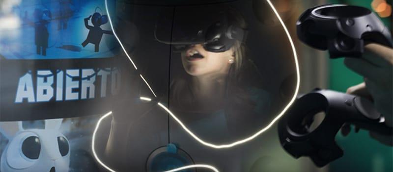 experiencia divr de realidad virtual en Madrid