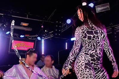 show en la discoteca para despedidas