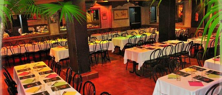 restaurante kamasutra en madrid
